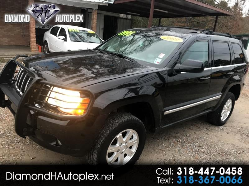 2009 Jeep Grand Cherokee 4dr Limited