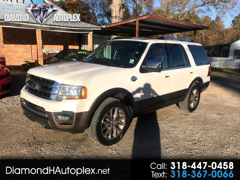 2016 Ford Expedition King Ranch 4WD