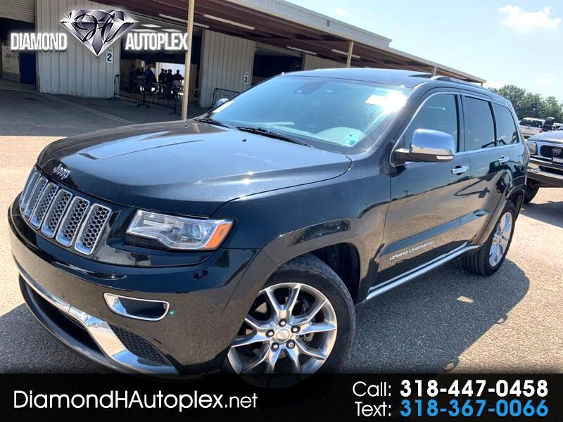 Jeep Grand Cherokee Summit 2WD 2014