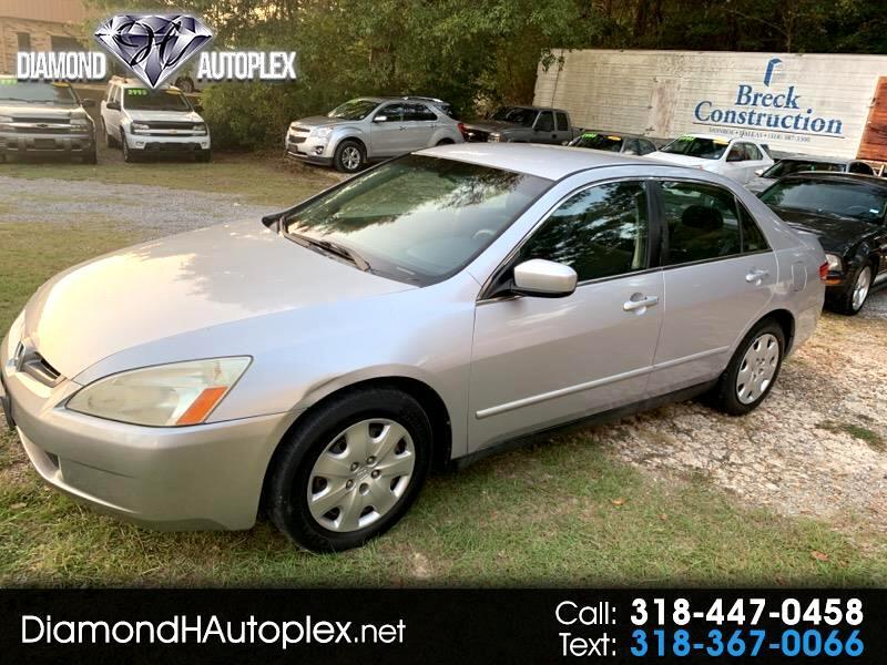 2004 Honda Accord Ex V6 >> Used 2004 Honda Accord Ex V6 In Pineville La Auto Com 1hgcm66384a088805