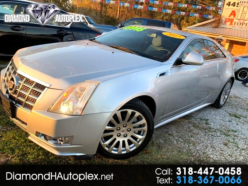 Cadillac CTS Performance Coupe 2013