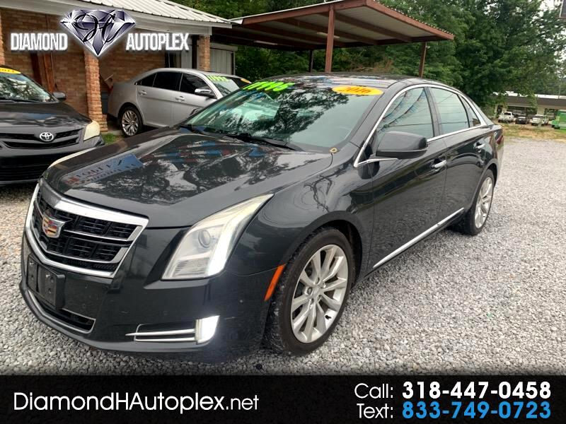 Cadillac XTS Luxury FWD 2016