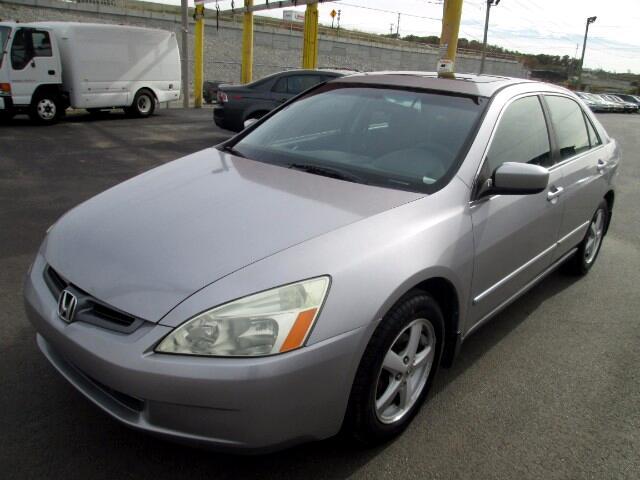 2004 Honda Accord EX SEDAN AUTO COMES WITH 90 DAYS OR 3000 MILEAGE W