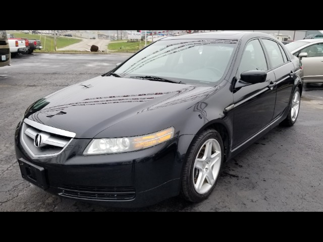 2006 Acura TL 6-Speed MT with Performance Tires