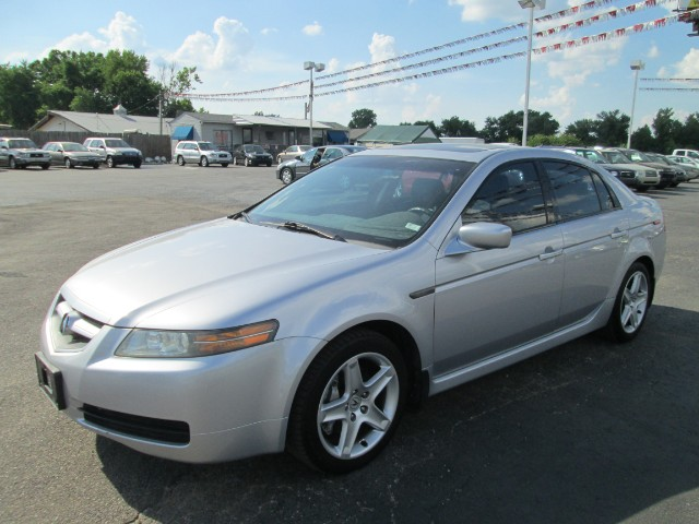 2005 Acura TL 6-speed MT with Navigation System