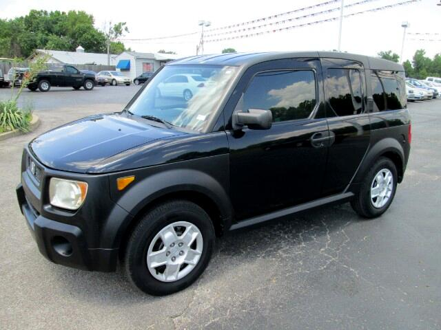 2006 Honda Element LX 2WD AT