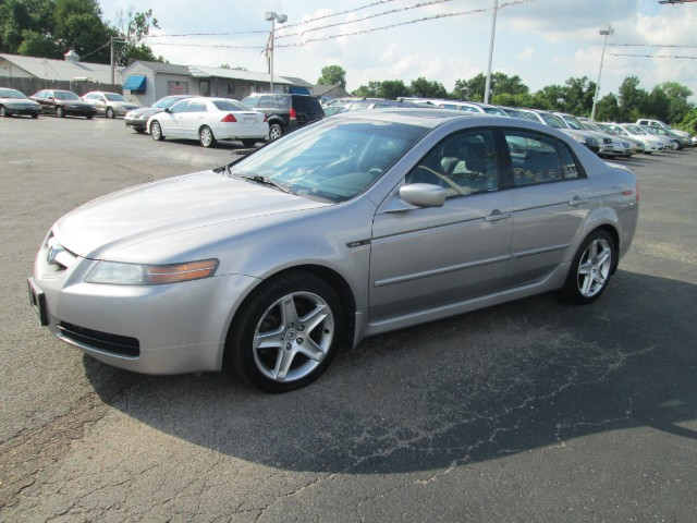 2004 Acura TL AUTOMATIC WITH NAVIGATION SYSTEM