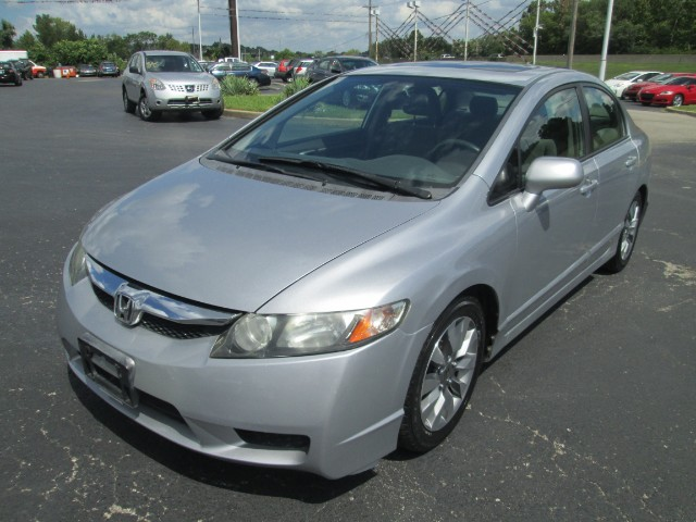 2009 Honda Civic EX SEDAN AUTOMATIC
