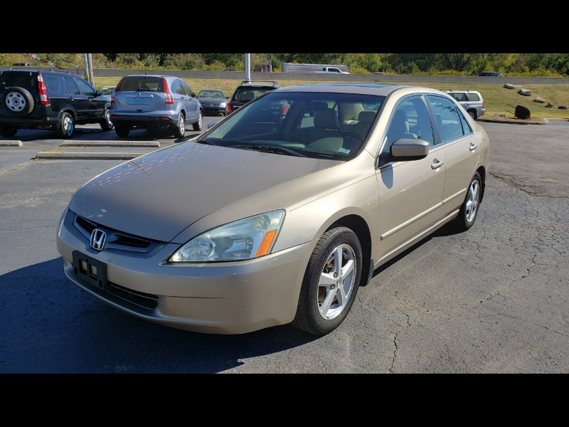 2004 Honda Accord EX-L Sedan AT