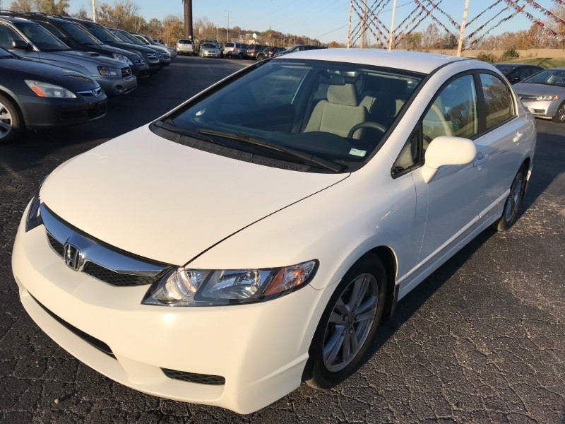 2011 Honda Civic LX AUTOMATIC