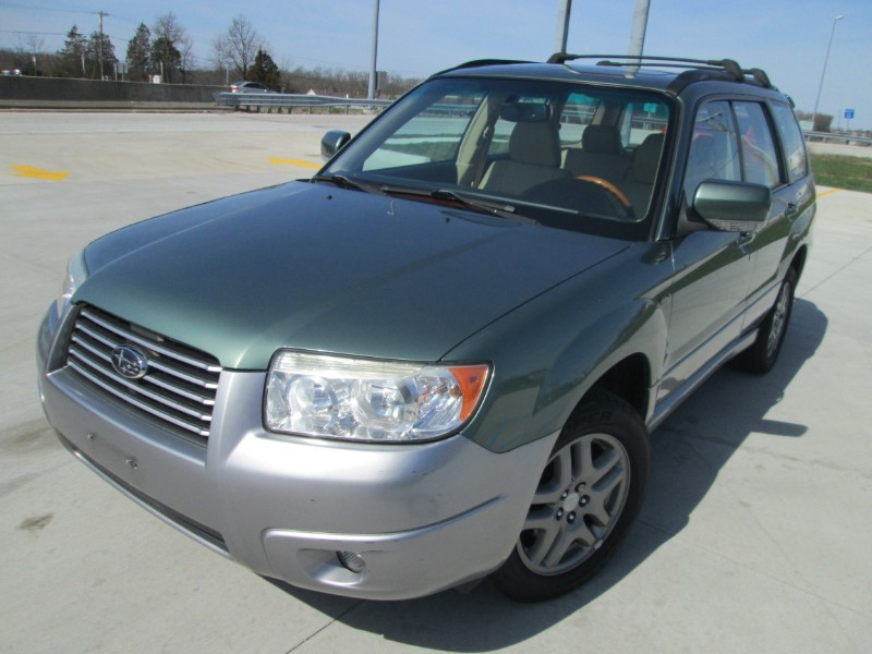 2008 Subaru Forester 2.5X L.L.Bean Edition