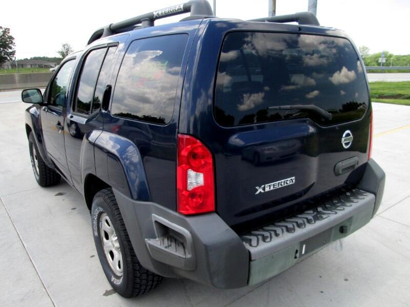2007 Nissan Xterra S 2WD