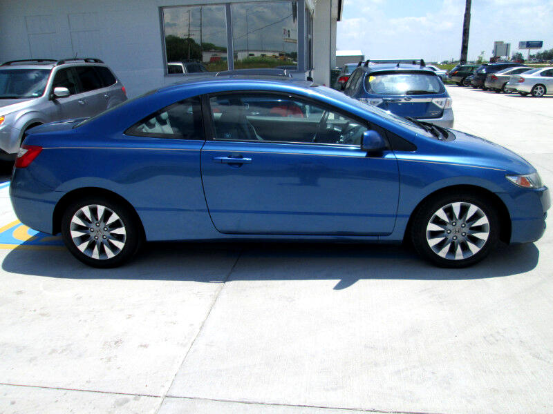 2010 Honda Civic EX Coupe 5-Speed AT