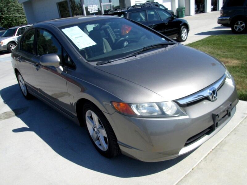 2007 Honda Civic 4dr Sdn EX Auto