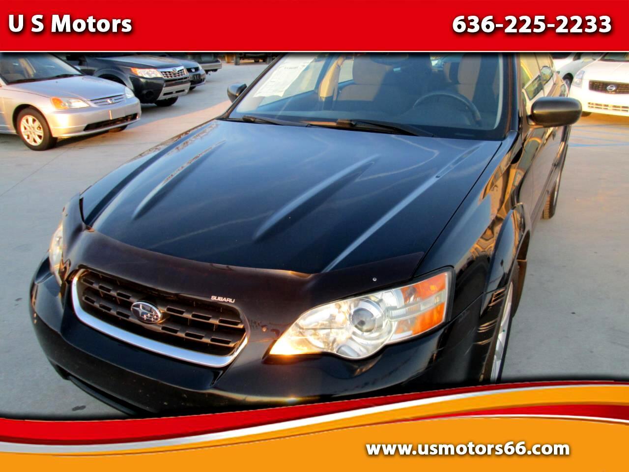 Subaru Outback 2.5i Wagon 2006