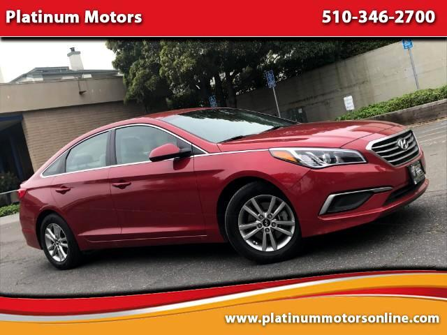 2017 Hyundai Sonata SE ~ L@@K ~ We Finance ~ Like New ~ EZ Terms ~ Cal