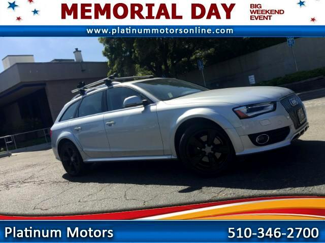 2013 Audi allroad ~ L@@K ~ 1 CA Owner ~ Fully Loaded ~ We Finance ~