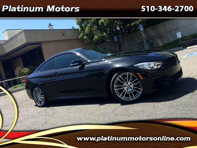 2015 BMW 4-Series 428i ~ L@@K ~ 1 CA Owner ~ M Sport PKG ~ Fully Loa
