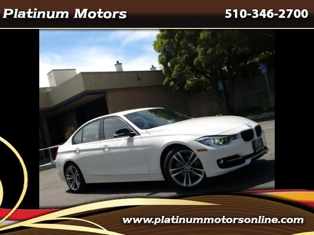 2015 BMW 3-Series 328i ~ L@@K ~ White On Red ~ Sport PKG ~ Fully Loa