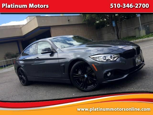 2015 BMW 4-Series Gran Coupe 435i ~ L@@K ~ 1 CA Onwer ~ Sport PKG ~ Best Buy ~