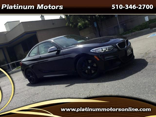 2015 BMW 2-Series M235i ~ L@@K ~ 1 CA Owner ~ M Sport PKG ~ We Finan