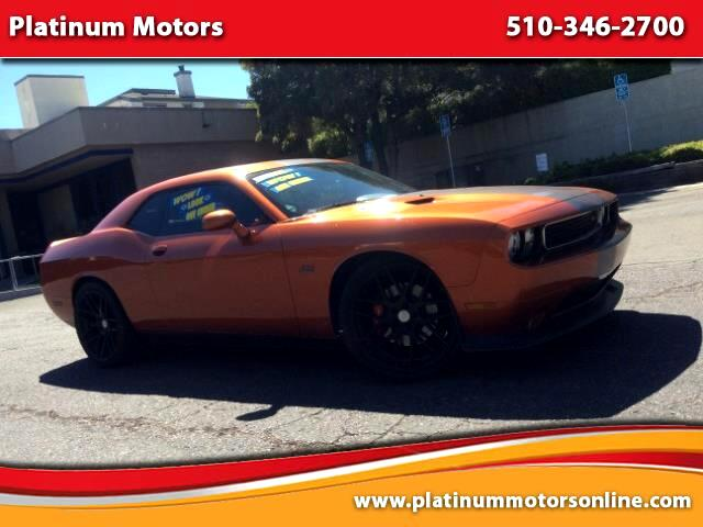 2011 Dodge Challenger SRT8 ~ L@@K ~ 6Spd Manual  ~44K Miles ~ Orange/Bla