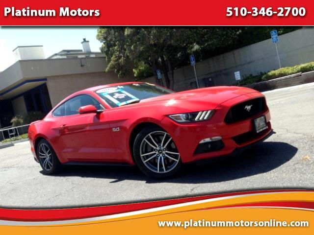 2016 Ford Mustang GT Premium ~ 1 Owner ~ Red/Black ~ We Finance ~ Ca