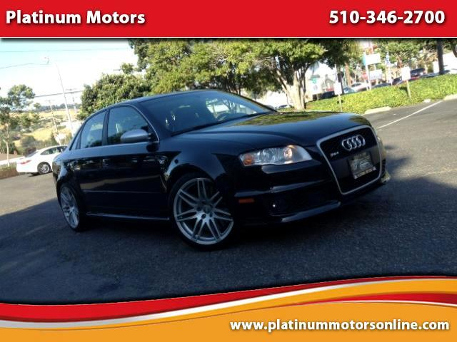 2007 Audi RS4 ~ L@@K ~ 6Spd Manual ~ Hard To Find ~ We Finance ~