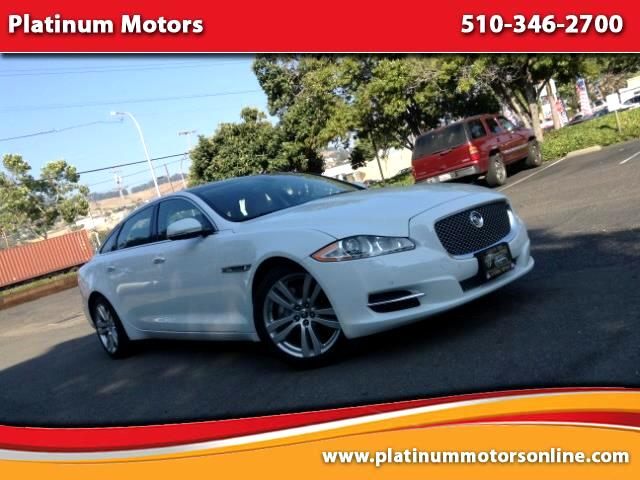 2012 Jaguar XJ-Series XJL ~ 1 CA Owner ~ Pearl White ~ 61K Miles ~ We Fi