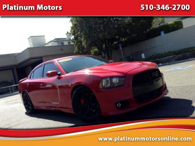 2012 Dodge Charger SRT8 ~ L@@K ~ 6.4 Hemi Engine ~ Red/Black ~ We Fin
