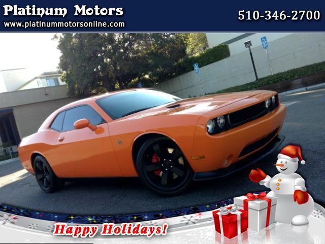 2012 Dodge Challenger SRT8 ~ L@@K ~ Orange/Black ~ 6Spd ~ Navi ~ We Fina