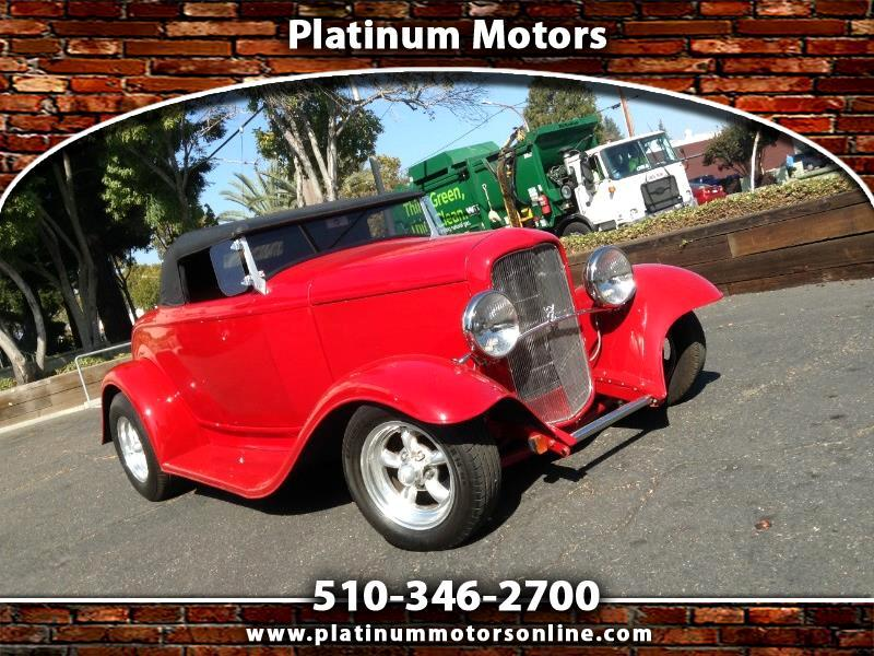 1932 Ford Roadster ~ L@@K ~ Great Build ~ Must SEE ~ Hot ROD ~ We Fin