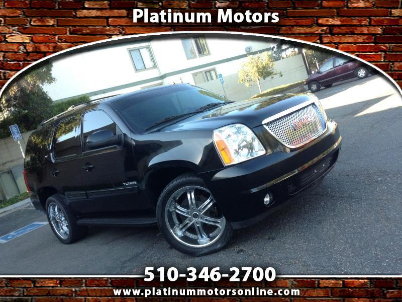 2013 GMC Yukon SLT ~ L@@K ~ Only 58K Miles ~ BLK/BLK ~ We Finance
