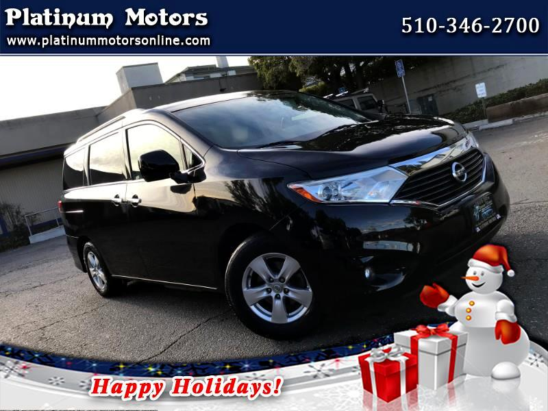 2014 Nissan Quest SV ~ L@@K ~ Only 56K Miles ~ Like New ~ DVD ~ We F