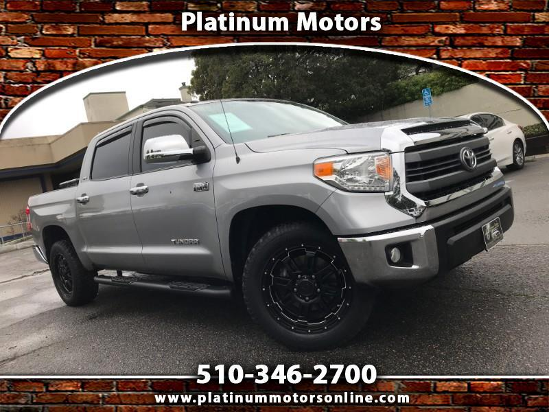 2014 Toyota Tundra SR5 CrewMax ~ L@@K ~ 1 Owner ~ Navi ~ We Finance ~