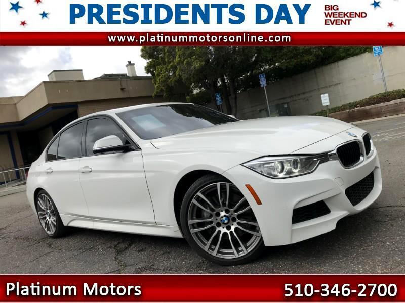 2014 BMW 3-Series 335i ~ L@@K ~ M Sport PKG ~ White/Red ~ We Finance