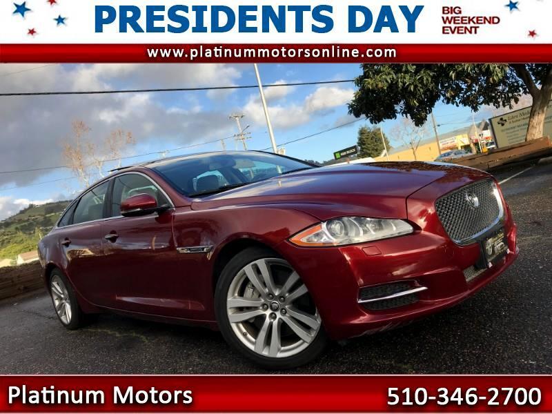 2012 Jaguar XJ-Series XJL ~ L@@K ~ L@@K ~ 68K Miles ~ Fully Loaded ~ We