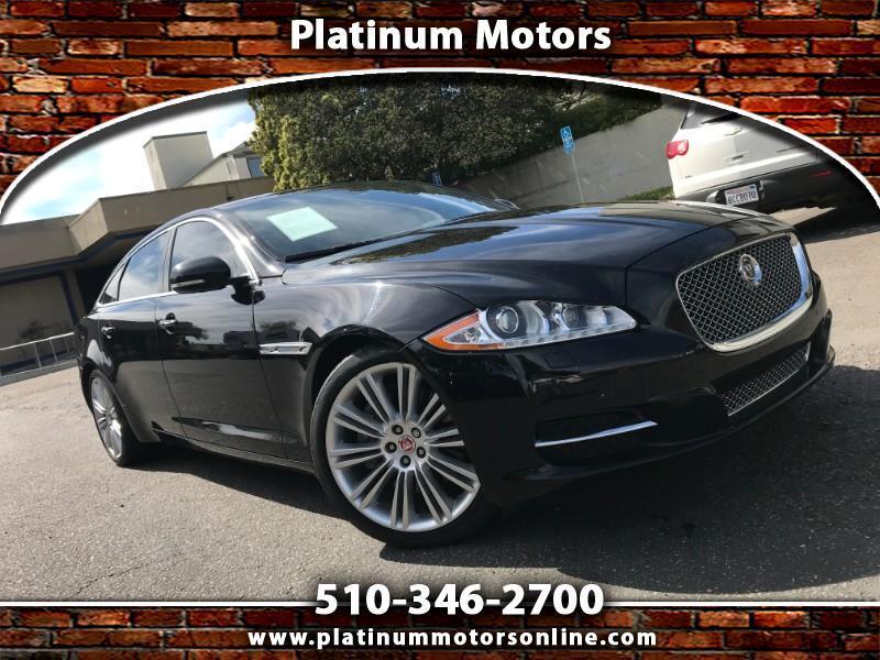 2015 Jaguar XJ-Series XJL ~ L@@K ~ One Owner ~ BLK/Brown ~ Like New ~ We