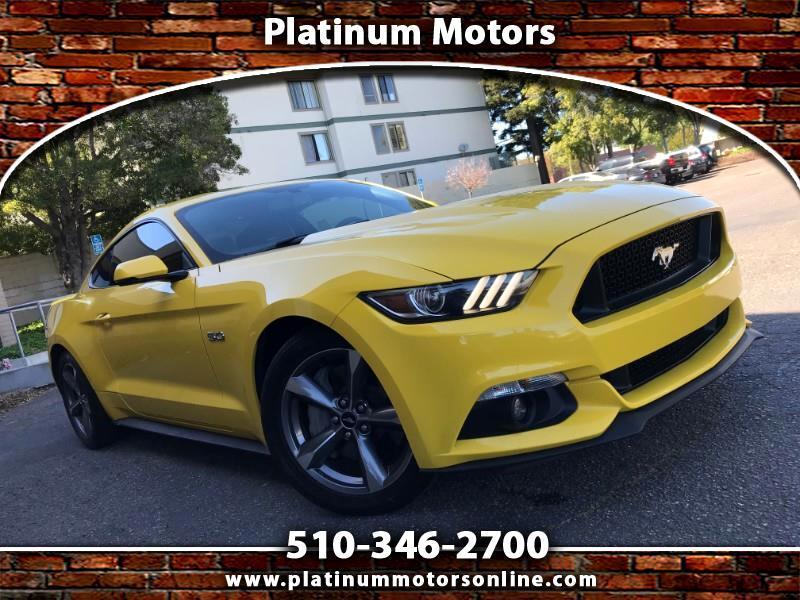 2015 Ford Mustang GT Premium ~ L@@K ~ 1 CA Owner ~ Yellow/Black ~ We