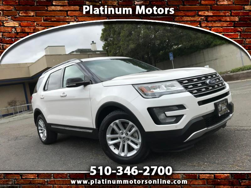 2016 Ford Explorer ~ L@@K ~ 1 CA Owner ~ 29K Miles ~ White Pearl ~ We