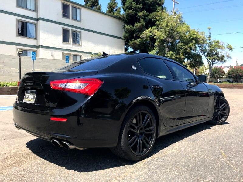 2014 Maserati Ghibli S ~ L@@K ~ What A Car ~ BLK/BLK ~ Sport PKG ~ We F