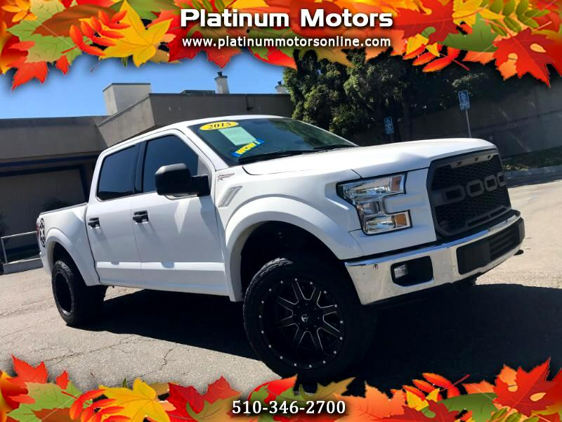 2015 Ford F-150 ~ Just Arrived ~ Must SEE ~ One Of Kind ~ We Finan
