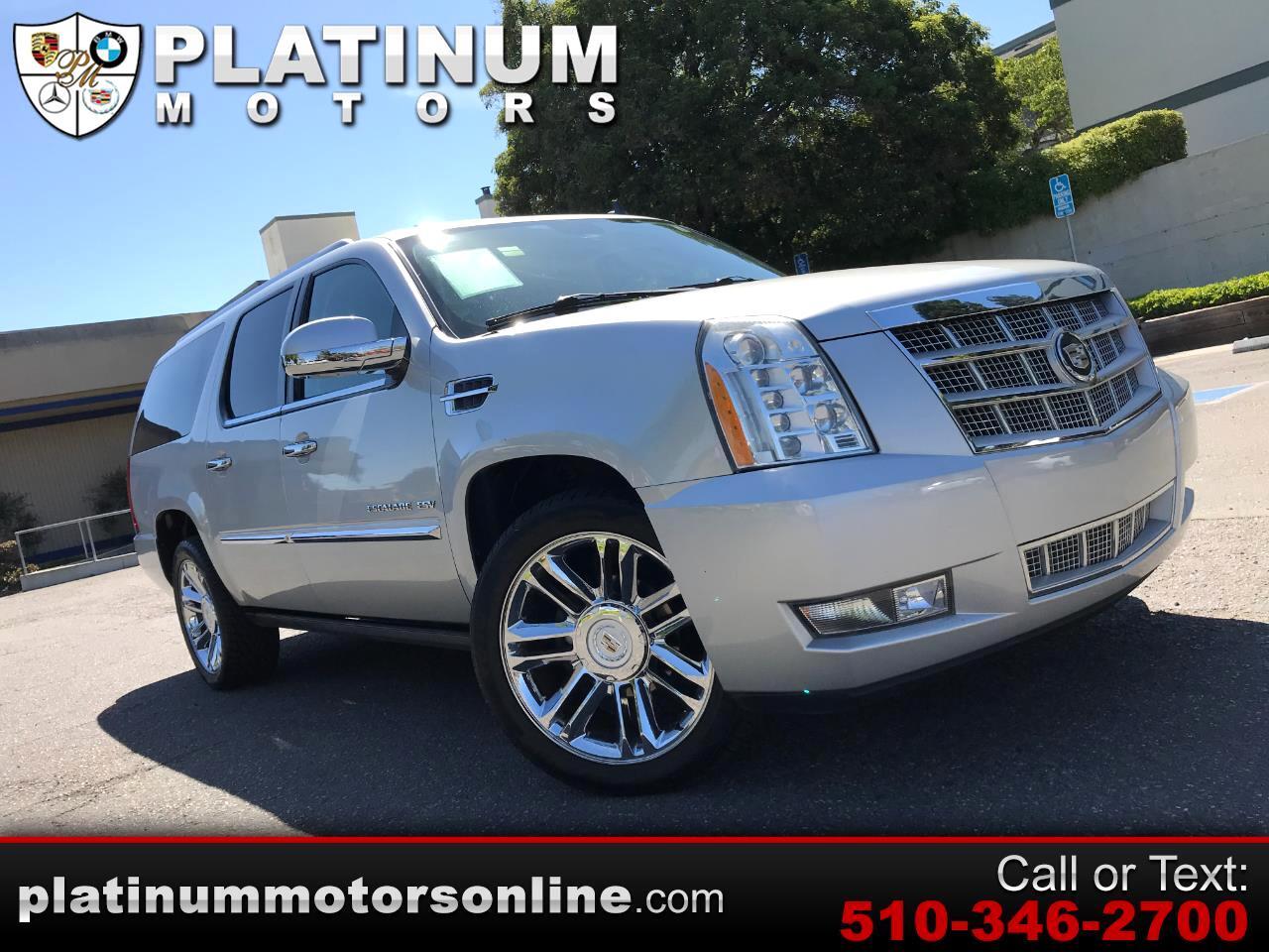 Cadillac Escalade ESV  2010