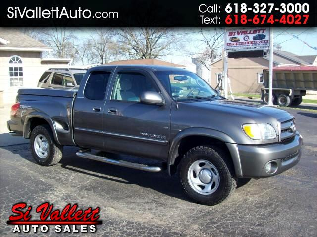 2004 Toyota Tundra Limited Access Cab 4WD