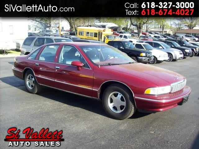 1994 Chevrolet Caprice Classic Special Value