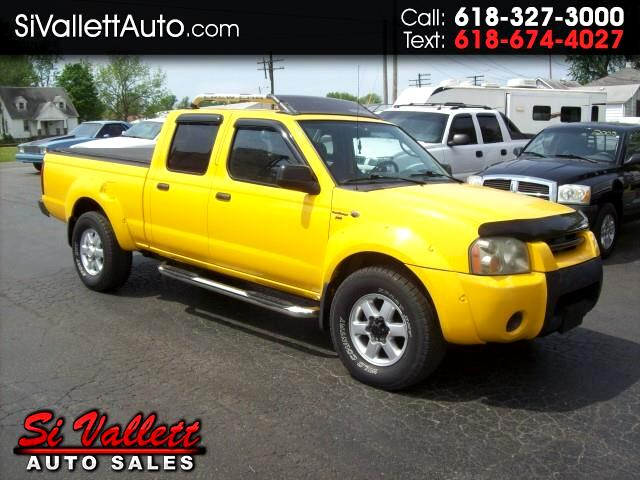 2003 Nissan Frontier SC-V6 Crew Cab Shortbed 4X4