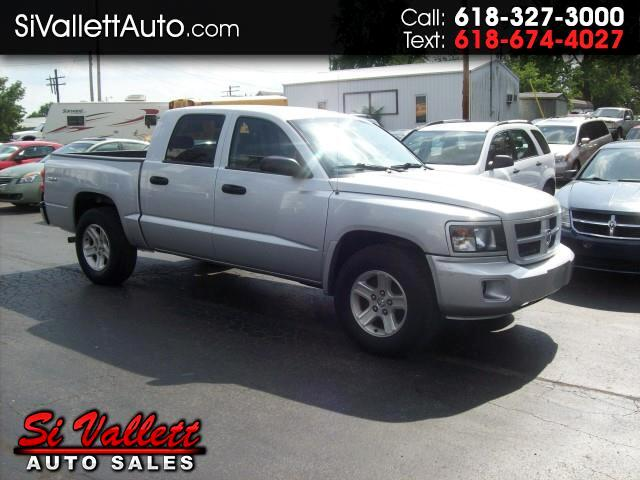 2011 Dodge Dakota Big Horn Crew Cab 4X4