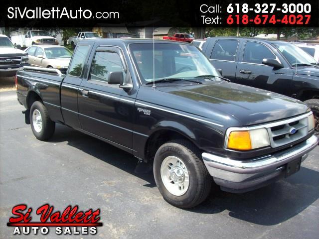 1997 Ford Ranger XLT SuperCab 2WD