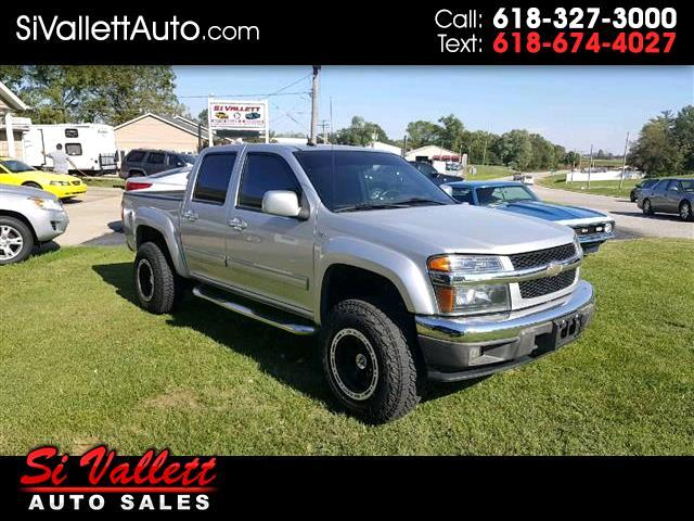 2011 Chevrolet Colorado Z71 LT Shortbed 4X4