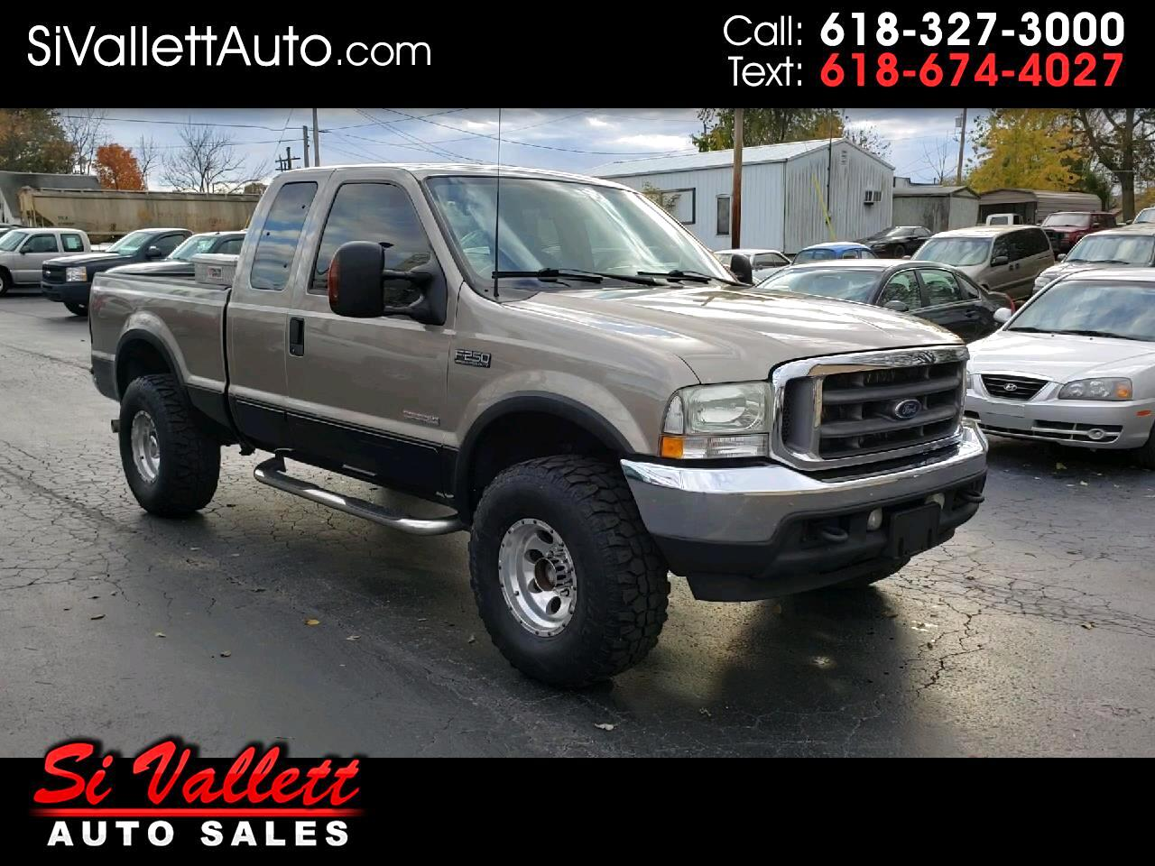 2003 Ford Super Duty F-250 Ex Cab Lariet Shortbed 4X4